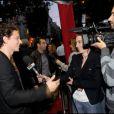 Raphaël lors de l'avant-première du film Ces amours-là à Paris le 12 septembre 2010