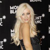 Christina Aguilera très en formes aux côtés de Susan Sarandon et d'une Melissa George... brune !