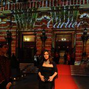 Monica Bellucci, reine d'une soirée fastueuse aux côtés des charmantes Yelena Noah et VV Brown !