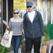 Reese Witherspoon : Seule ou avec son chéri, elle est heu-reuse !