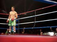 Regardez Mark Wahlberg monter sur le ring... soutenu par Christian Bale maigrissime et Amy Adams sexy !