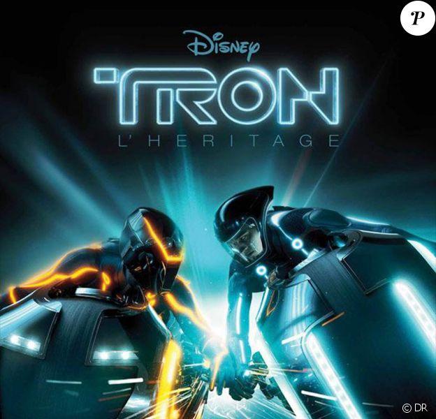 Des images de Tron Legacy, en salles le 9 février 2011.