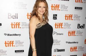 Kelly Preston : La femme de John Travolta s'affiche épanouie et... très enceinte !