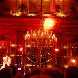 Adam Levine et Maroon 5 dévoilaient en exclusivité quelques titres à Paris de leur nouvel album, Hands all over, lors d'un concert So Music dans le somptueux hôtel The Westin, le 15 septembre 2010.