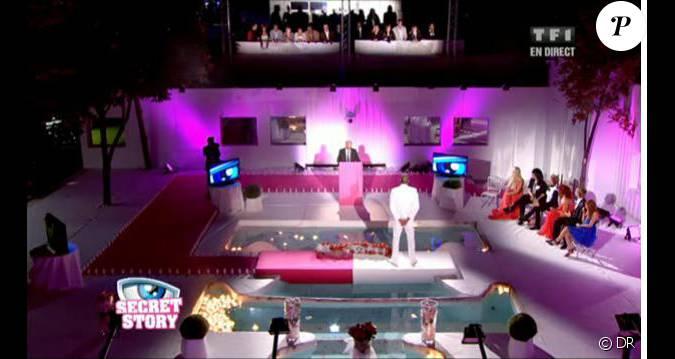 Le jardin de secret story transform en autel prime du 17 for Le jardin secret cannes