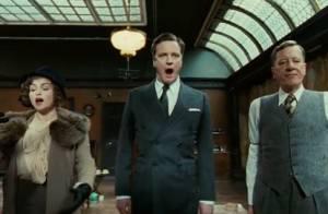 Colin Firth et Helena Bonham Carter : Un roi et une reine face au handicap !