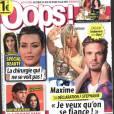Le magazine Oops! daté du 24 septembre, actuellement en kiosques.