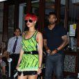 Rihanna et son chéri Matt Kemp