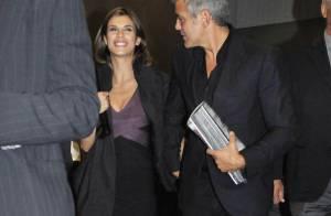 George Clooney et son Elisabetta, tendres et complices du matin au soir !