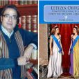 Couverture de l'ouvrage polémique sur Letizia Ortiz