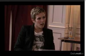Quand Lorie, de très mauvaise humeur, se dispute avec un journaliste !