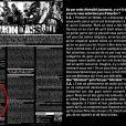 Extrait de l'interview dérapage de Lefa, de Sexion d'Assaut, dans le magazine International  Hip hop