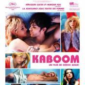 """Les sexy Roxane Mesquida et Thomas Dekker vous emmènent à """"Kaboom"""" !"""