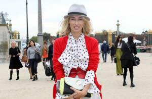 Alexandra Golovanoff : Ses looks sans fausse note lors de la Fashion Week !