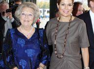 Maxima des Pays-Bas et la reine Beatrix subjuguées par un héros vénézuélien !