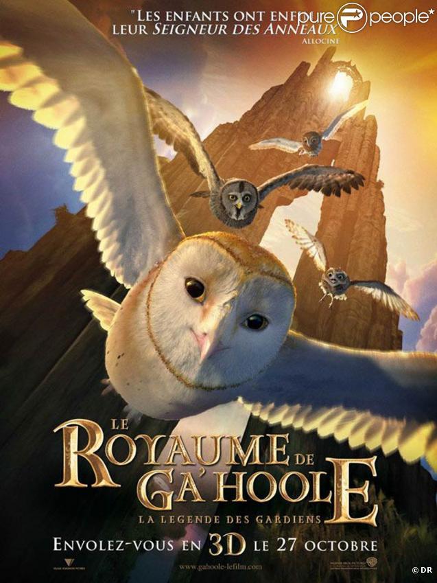 Des images du  Royaume de Ga'Hoole - La légende des Gardiens , en salles le 27 octobre 2010.