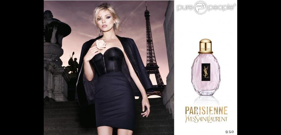 Du Kate Purepeople Saint Moss Égérie Laurent Parfum D'yves Parisienne orCdWxBe