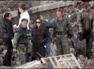 Angelina Jolie : Malgré le scandale, elle continue son film...