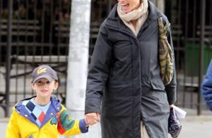Christy Turlington et son fils : Le bonheur simple comme un éclat de rire !