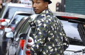 Pharrell Williams : Produit par Daft Punk, il prépare un come-back incroyable !