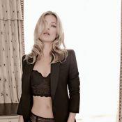 Kate Moss : A 36 ans, elle est plus sensuelle que jamais...