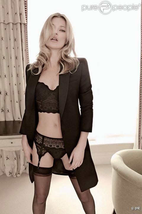 Kate Moss pour Valisere