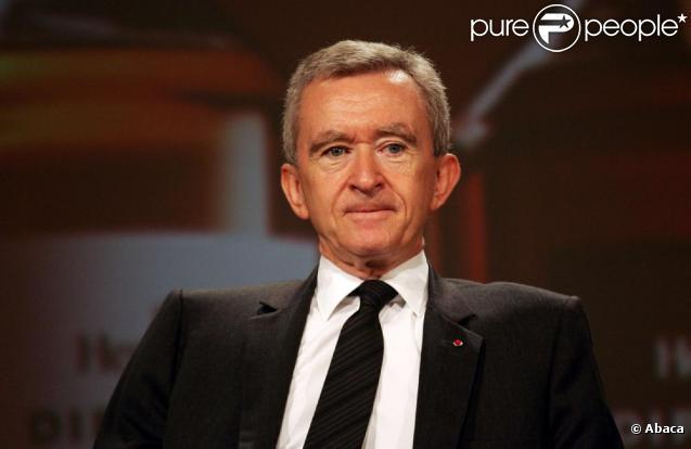 Bernard Arnault détient 14,2 % du capital de Hermès.