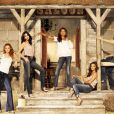 Photo promo de la septième saison de Desperate Housewives