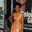 Anika Noni Rose à la première de For Colored au Ziegfeld Theatre, à New York le 24 octobre 2010