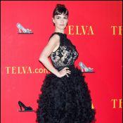 Paz Vega, superbe en dentelle, au côté de la flamboyante princesse Elena !
