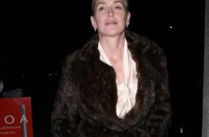 Sharon Stone : Quand ses fils ne sont pas là, elle sort la nuit !