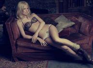 La bombe suédoise Caroline Winberg vous dévoile ses dessous les plus sexy !
