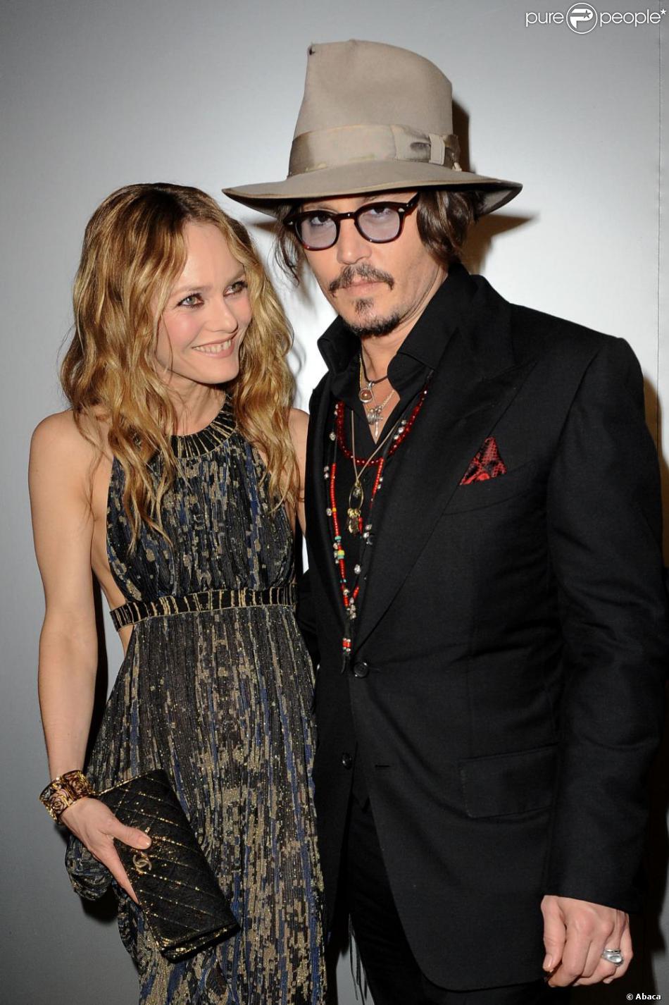 Flashback – Johnny Depp et Vanessa Paradis : les dessous de leur rencontre