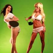 Shauna Sand : Pour son clip, elle apparaît à moitié nue avec... son ex-mari !