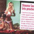 Shauna Sand et son ex mari Romain Chavent, dans Closer