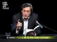 Patrick de Carolis : L'ancien patron de France Télévisions brûle les planches !