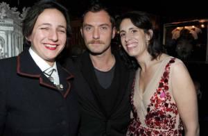 Jude Law : Une soirée en souvenir d'une grande excentrique de la mode !