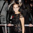 Emma Watson lors de l'avant-première de Harry Potter et les Reliques de la mort - Partie I le 11 novembre à Londres