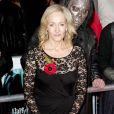 J.K. Rowling lors de l'avant-première de Harry Potter et les Reliques de la mort - Partie I le 11 novembre à Londres