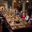 """Des images de  The Dinner , qui a connu une """"sortie technique"""" le 10 novembre 2010."""