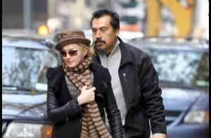 Madonna : Entourée de ses enfants, elle retrouve le sourire...