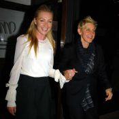 Portia de Rossi et Ellen DeGeneres : En amoureuses, elles rayonnent !
