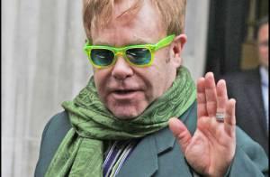Elton John : Ses révélations sur le mariage du prince William et Kate !