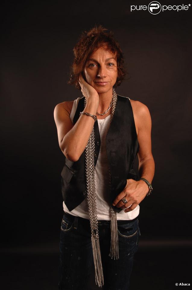 La chanteuse italienne Gianna Nannini