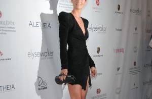 Quand Laeticia Hallyday se dénude, c'est... sexy chic !
