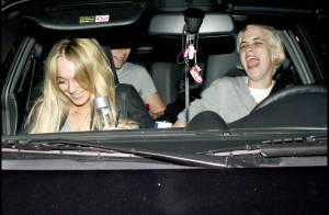 PHOTOS : Lindsay Lohan, son secret pour tenir toute la nuit...