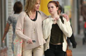 Melanie Griffith, pleine de complicité avec sa fille qui a bien grandi !