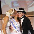 Barbara Morel a été élue Miss Nationale 2011 par les internautes. Elle est consacrée à la Salle Wagram, dimanche 5 décembre, devant plus de 1 000 personnes.