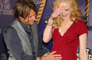 PHOTOS : Nicole Kidman, sa grossesse ne se voit toujours pas !