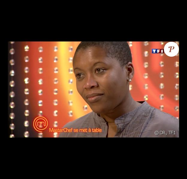 Georgiana, candidate à Masterchef sur TF1.